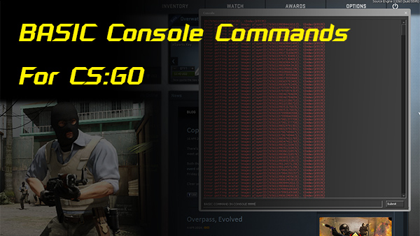 how to get crosshair from console csgo