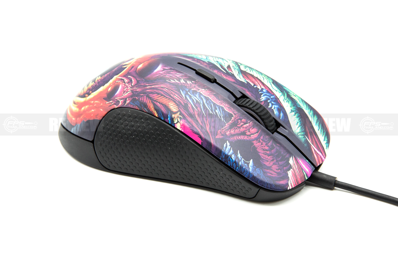 Review Steelseries Hyper Beast Edition Rival 300 Csgo Special